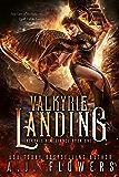 Valkyrie Landing: YA Fantasy Romance (Valkyrie Allegiance Book 1)