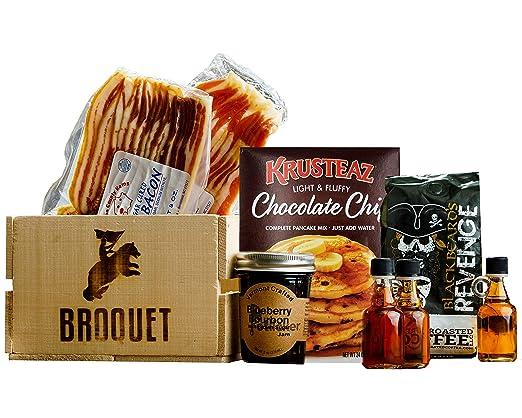 Caja de regalo para comida de desayuno, ideal como regalo ...