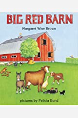 Big Red Barn Board Book Board book