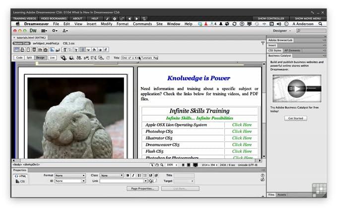Amazon com: Adobe Dreamweaver CS6 [Online Code]: Software