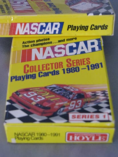 Amazon.com: Nascar Juego de cartas: Sports & Outdoors