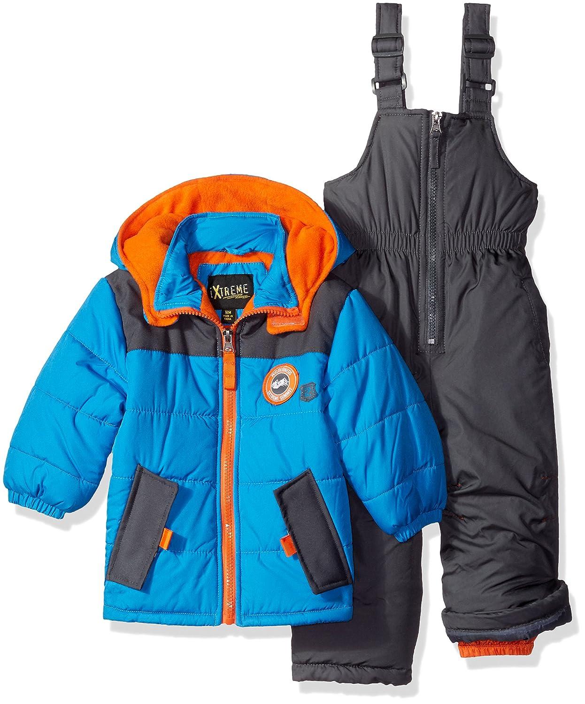 iXtreme Boys' Colorblock W/ Canvas Yoke Snowsuit 78235