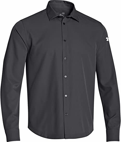 1703d0a35b9a52 Amazon.com  Under Armour Men s Ultimate Button Down Longsleeve Shirt ...