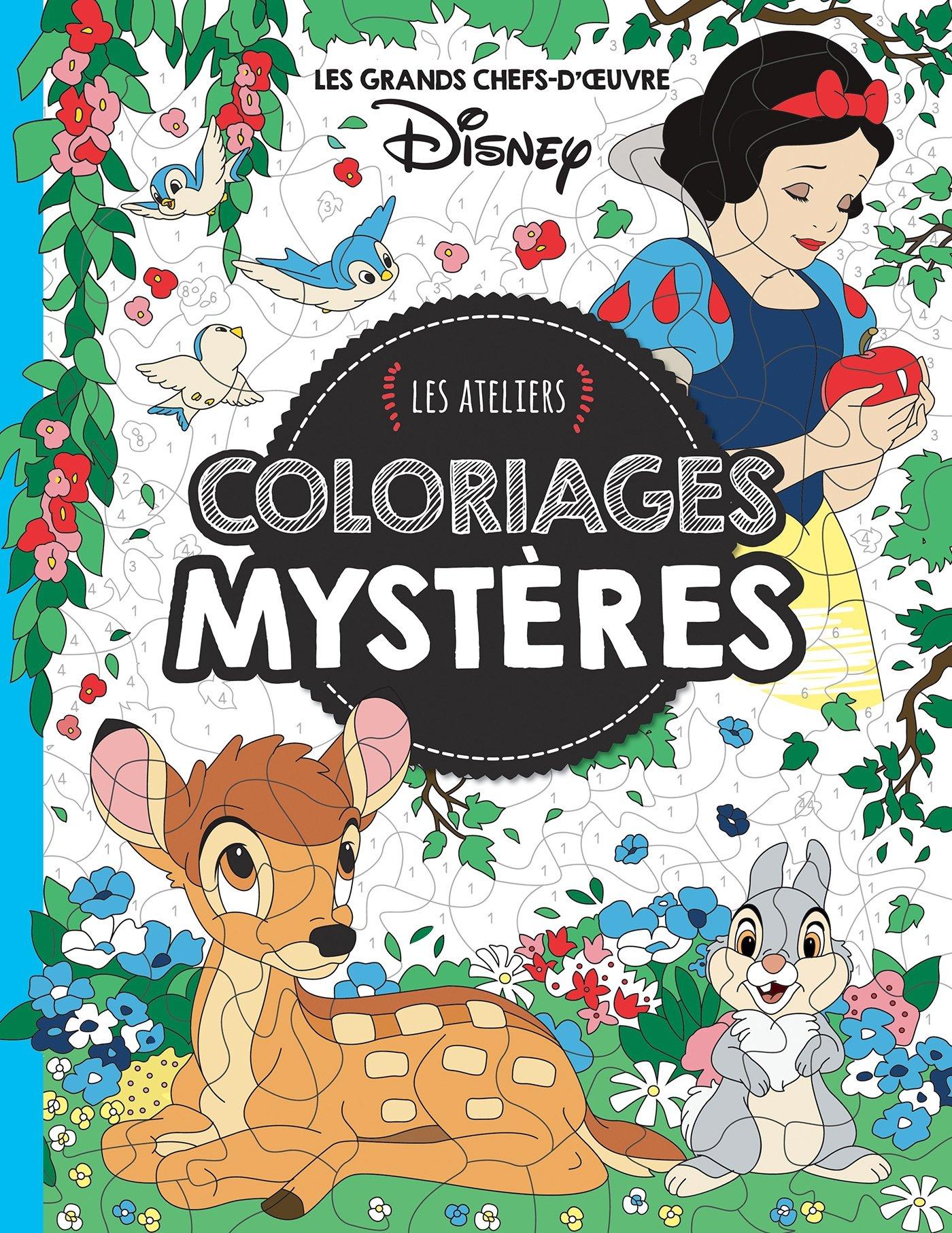 Les Ateliers Coloriages Mystères 91jcchRDG6L