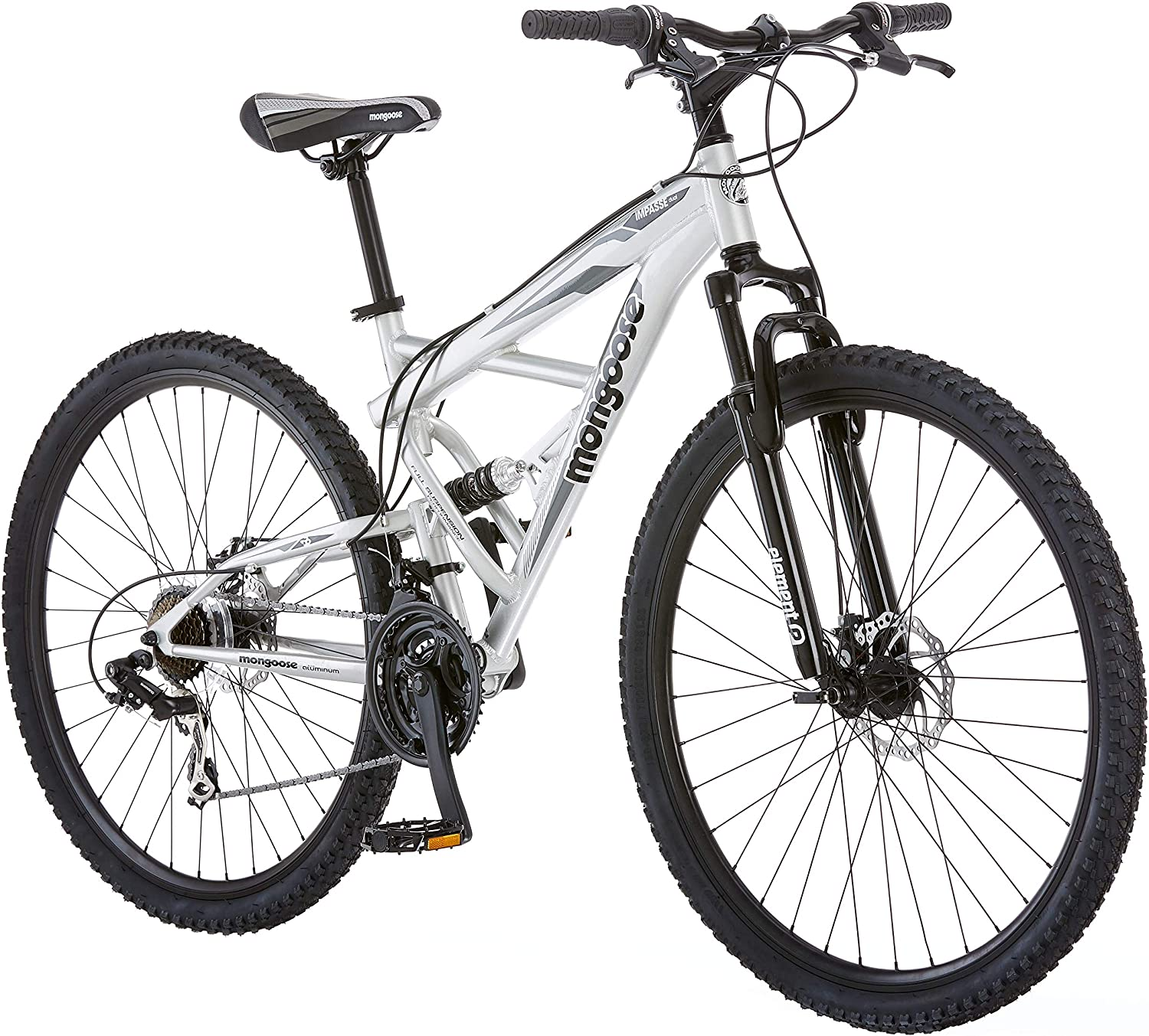 best mountain bike under 500: Mongoose Impasse 29-inch Men's Mountain Bike