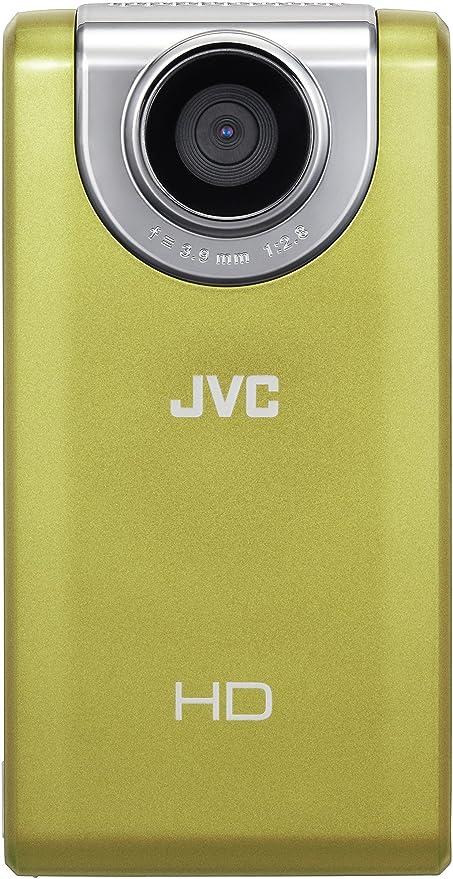 amazon com jvc picsio gc fm 2 pocket video camera yellow newest rh amazon com