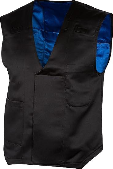 69889e3cfa41d Image Unavailable. Image not available for. Color  The Cold Shoulder - Black  Vest ...