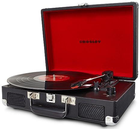 Crosley Cruiser - Tocadiscos de vinilo portátil (3 ...