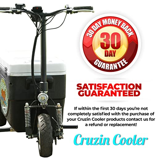 Amazon.com: Cruzin Cooler CZ-HB - Patinete de hielo ...