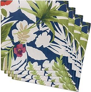 Tommy Bahama Bernini Floral Napkins (Set of 4)