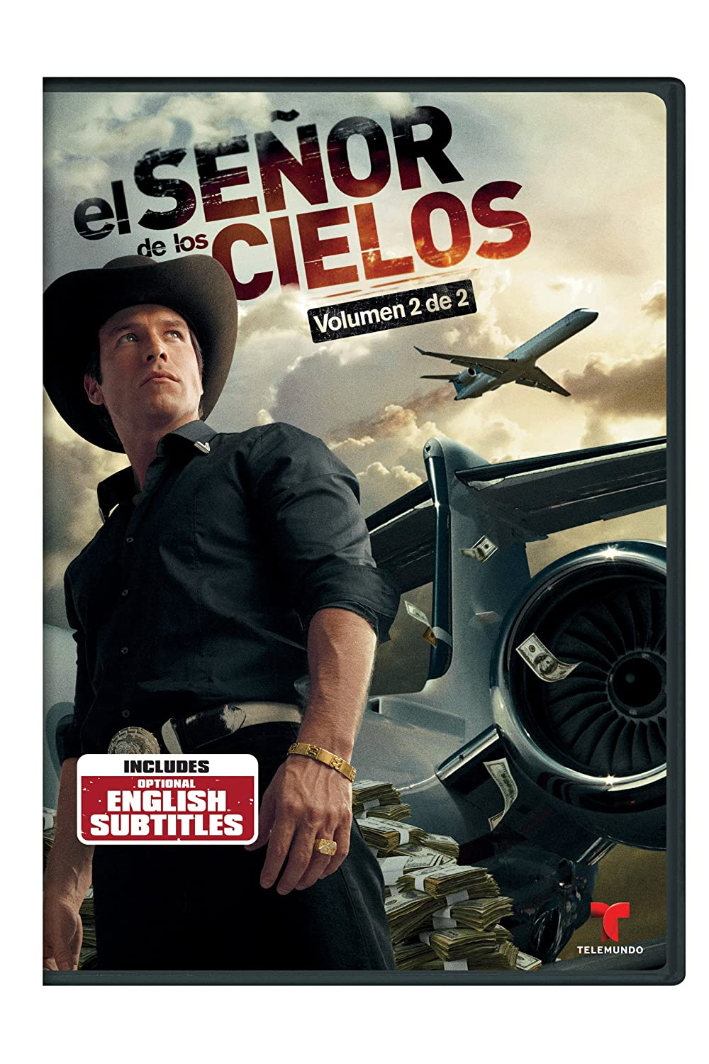 Senor De Los Cielos 2 DVD Region 1 US Import NTSC: Amazon co