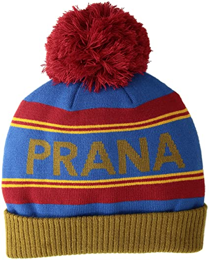 2270a9118 Amazon.com: prAna Men's Ski Time Beanie Cold Weather Hats, One Size ...