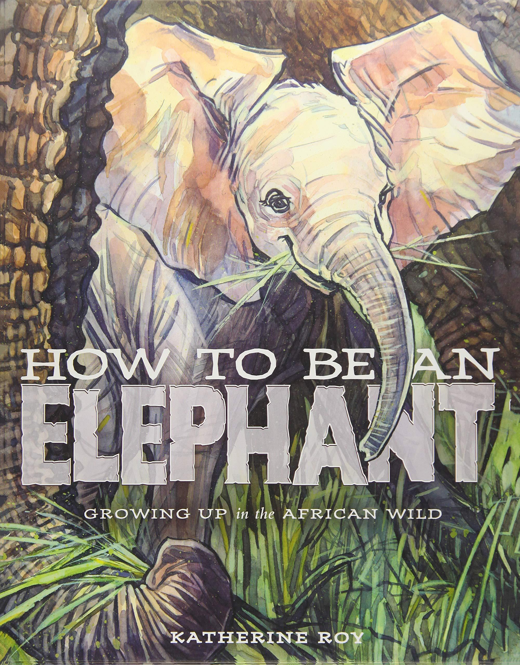 How Be Elephant Katherine Roy product image
