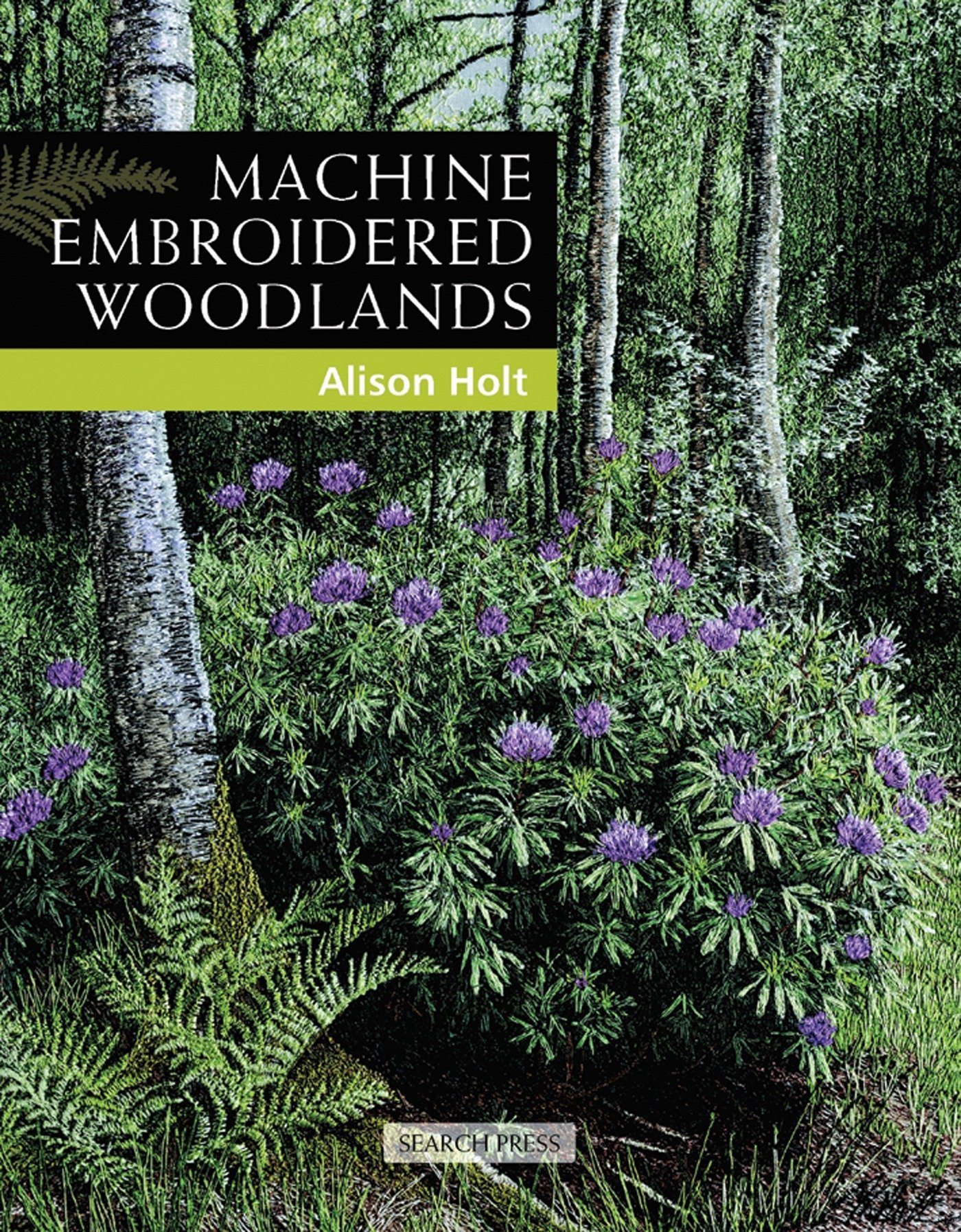 Download Machine Embroidered Woodlands PDF