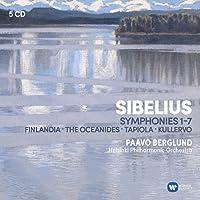 Sibelius: The Symphonies, Kullervo, Finlandia, Tapiola, etc.