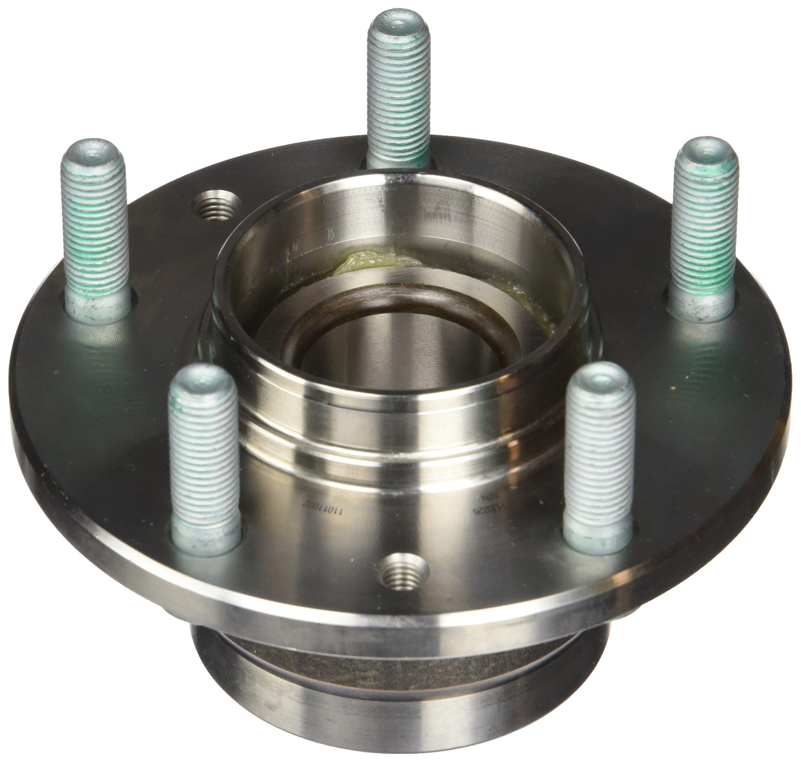 Timken HA590095 Axle Bearing and Hub Assembly
