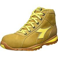 Diadora - Glove Ii High S3 Hro, zapatos de trabajo Unisex adulto, Amarillo (Cammello), 35 EU