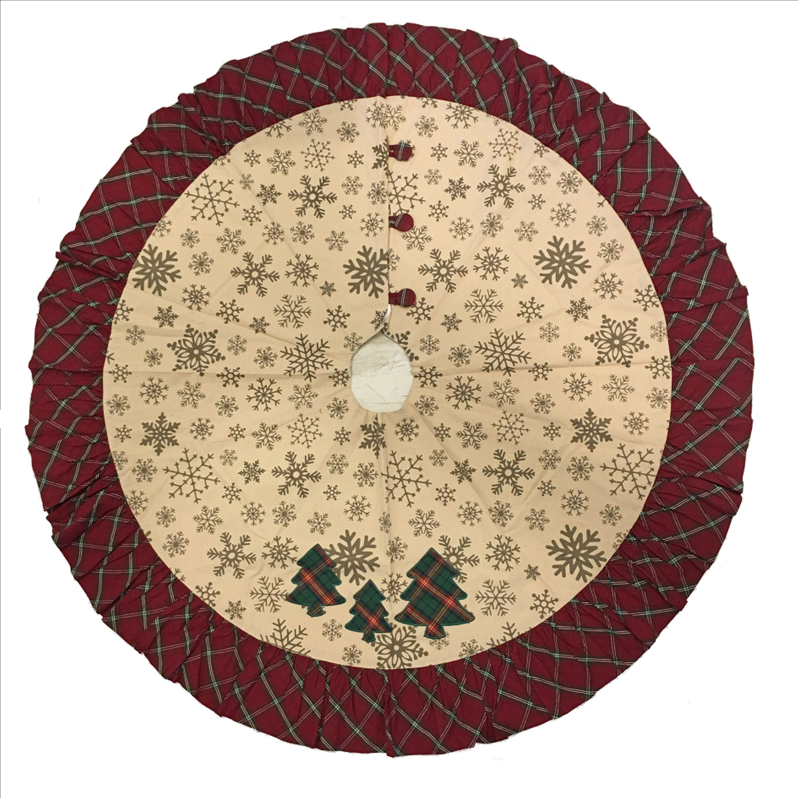 Park Designs Highland Holiday 60'' Tree Skirt