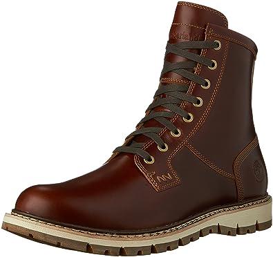 new style 1f062 81e6c Timberland Herren Britton Hill PT Boot WP Braun Leder ...