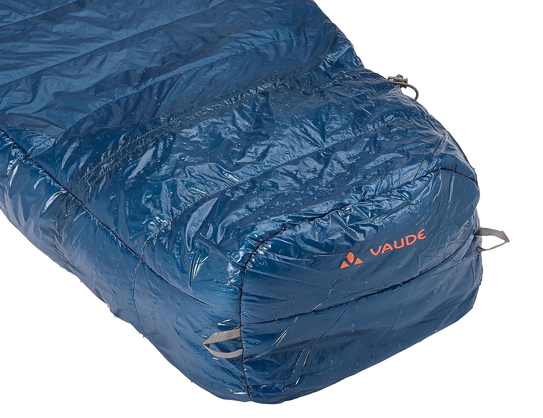 VAUDE Arctic 450 - Saco de dormir color deep water, talla 450: Amazon.es: Deportes y aire libre
