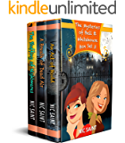 The Mysteries of Bell & Whitehouse: Books 7-9 (The Mysteries of Bell & Whitehouse Box Sets Book 3)