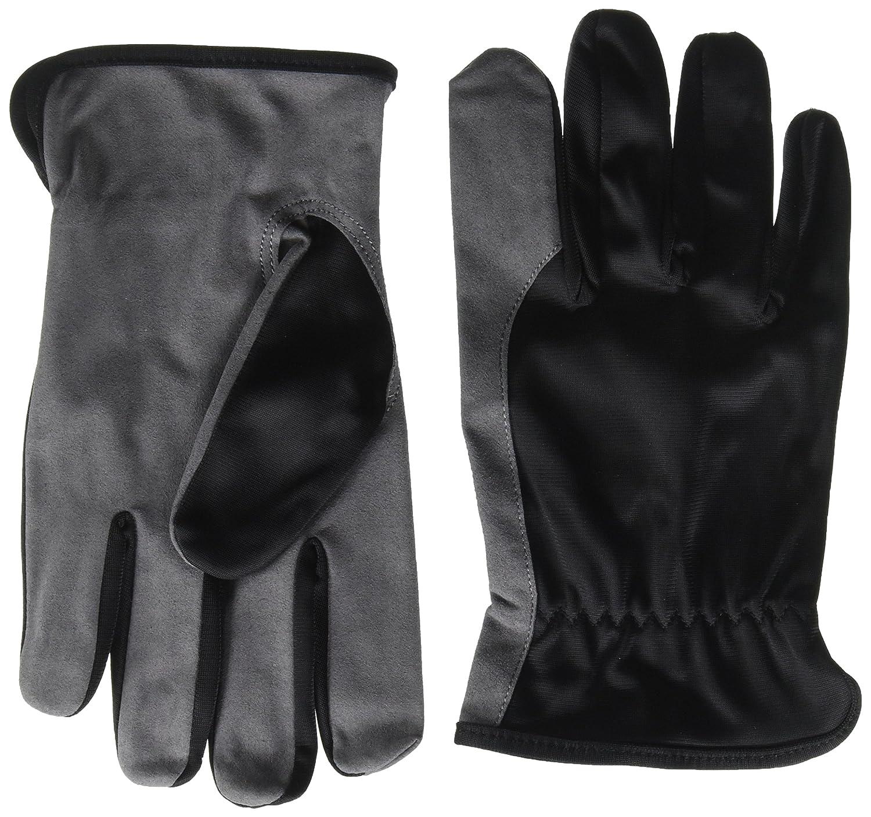MCR Safety F3009 Multi Task Gray Synthetic Palm Black Nylon Back