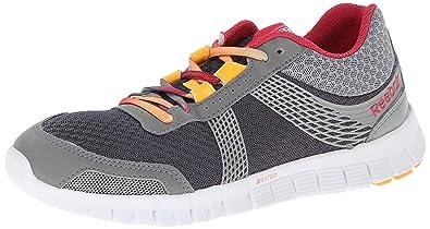 Womens Shoes Reebok Z Fury Tempo Soft Black/Flat Grey/Magenta Pop/Solar Gold/White