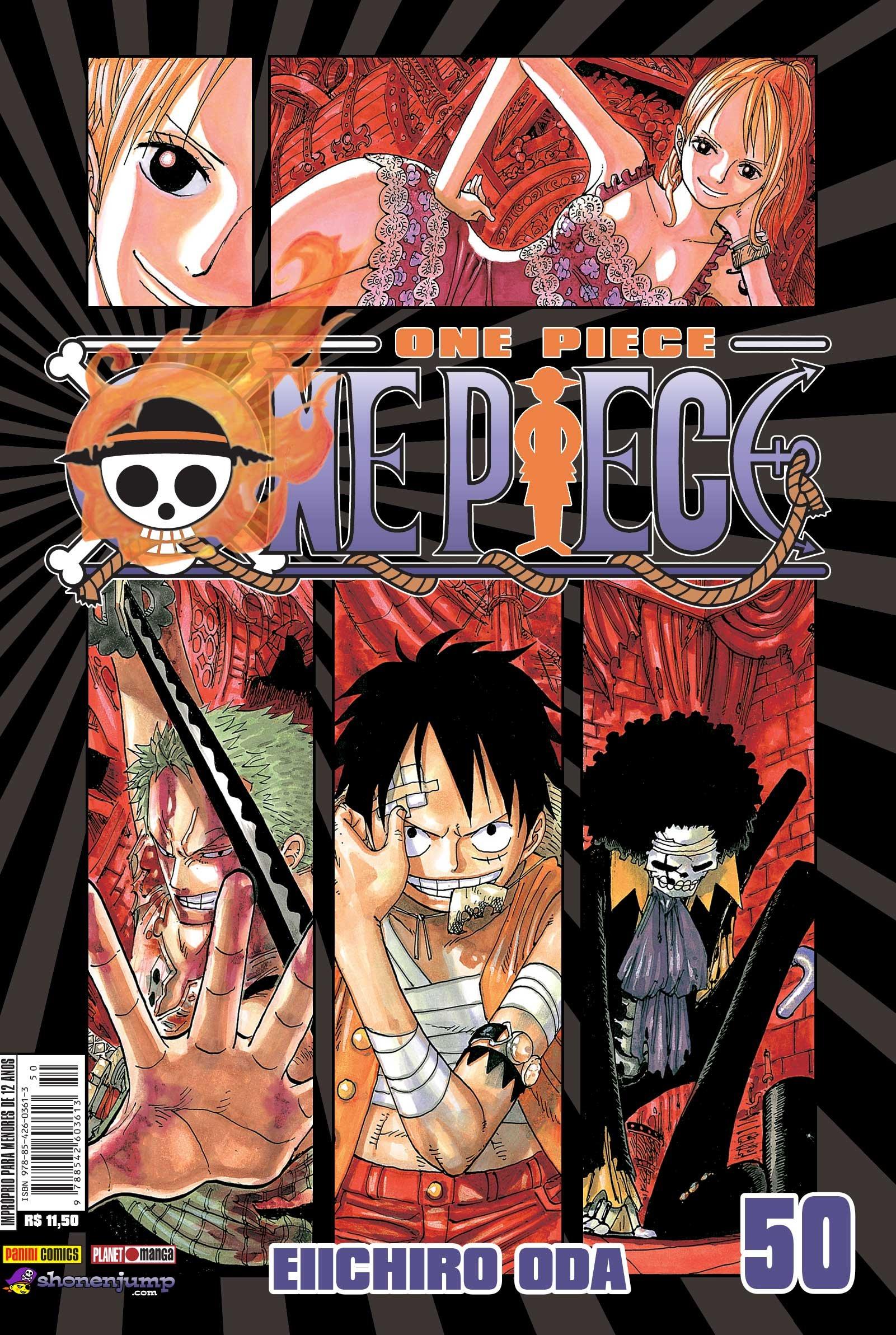 One Piece - Volume 50 pdf