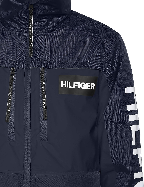 Tommy Hilfiger Herren Jacke Tech Hooded Jacket: