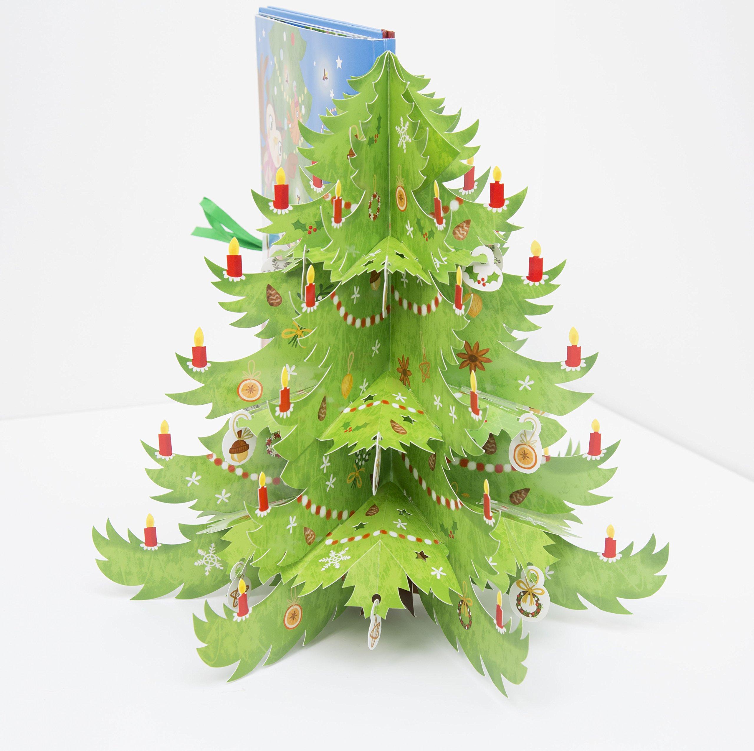 The Little Christmas Tree Amazon Co Uk Rachel Elliot Vicki