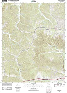 2012 Eureka, MO - Missouri - USGS Historical Topographic Map : 44in x 55in