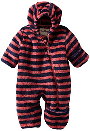 2dbd93a37a5a Hatley Fuzzy Fleece Poly Bundler Snowsuit (Pink