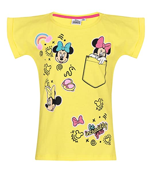 Disney Pigiama NEONATA Minnie in Pile per Bambina Art. WD100797