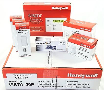 HONEYWELL WIRELESS MOTION 5800PIR RES