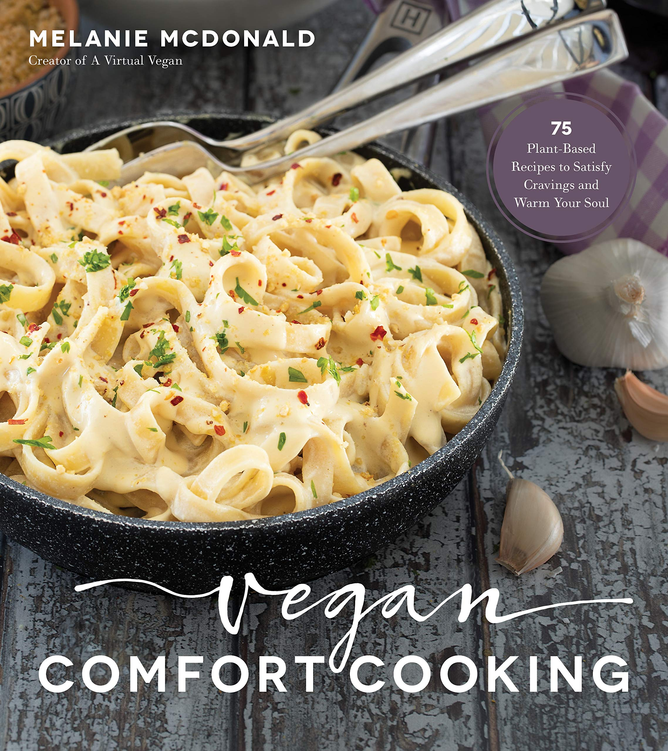 Vegan Comfort Cooking Plant Based Cravings product image