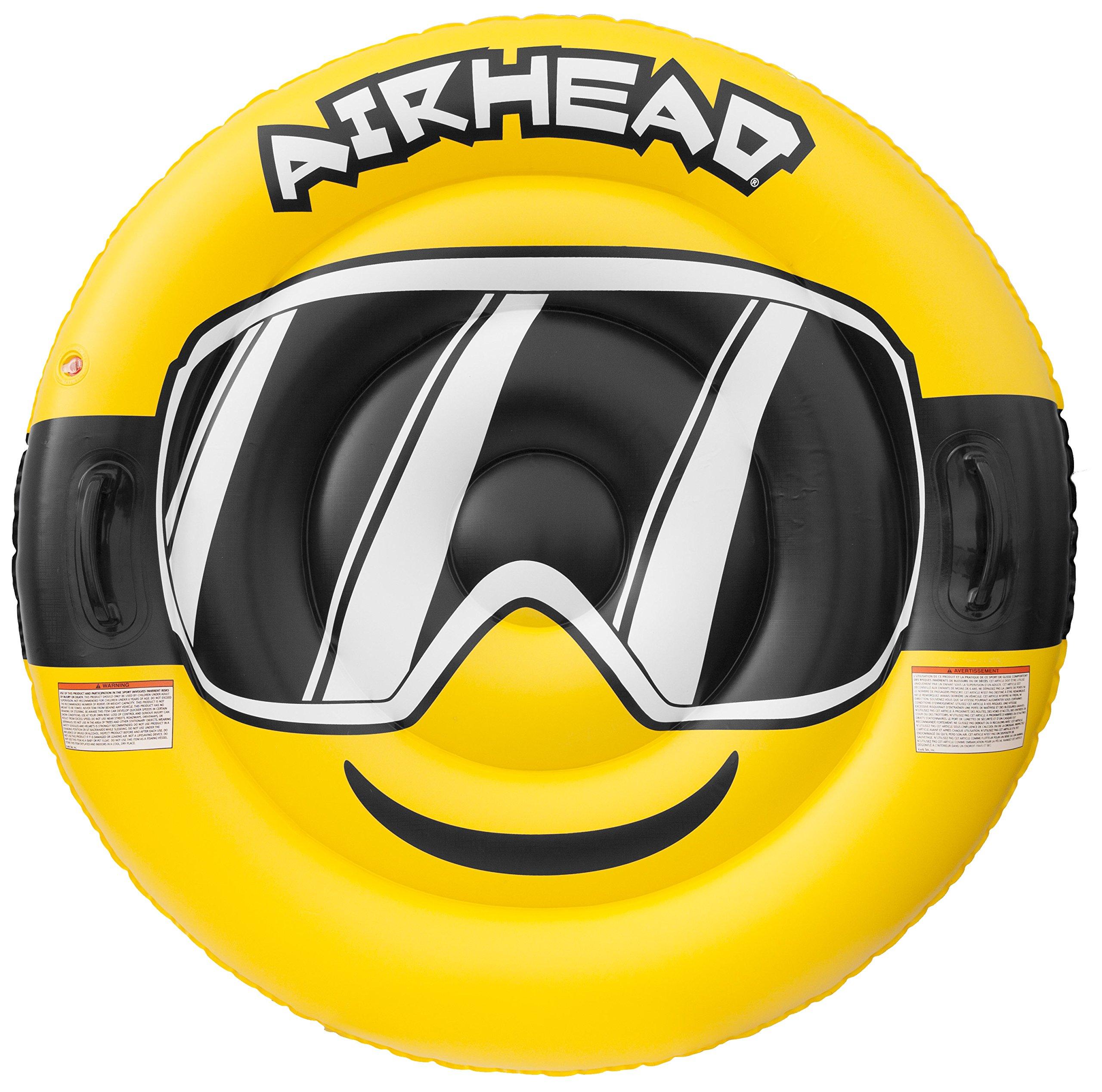 Airhead EMOJI GOGGLES Snow Tube by Airhead