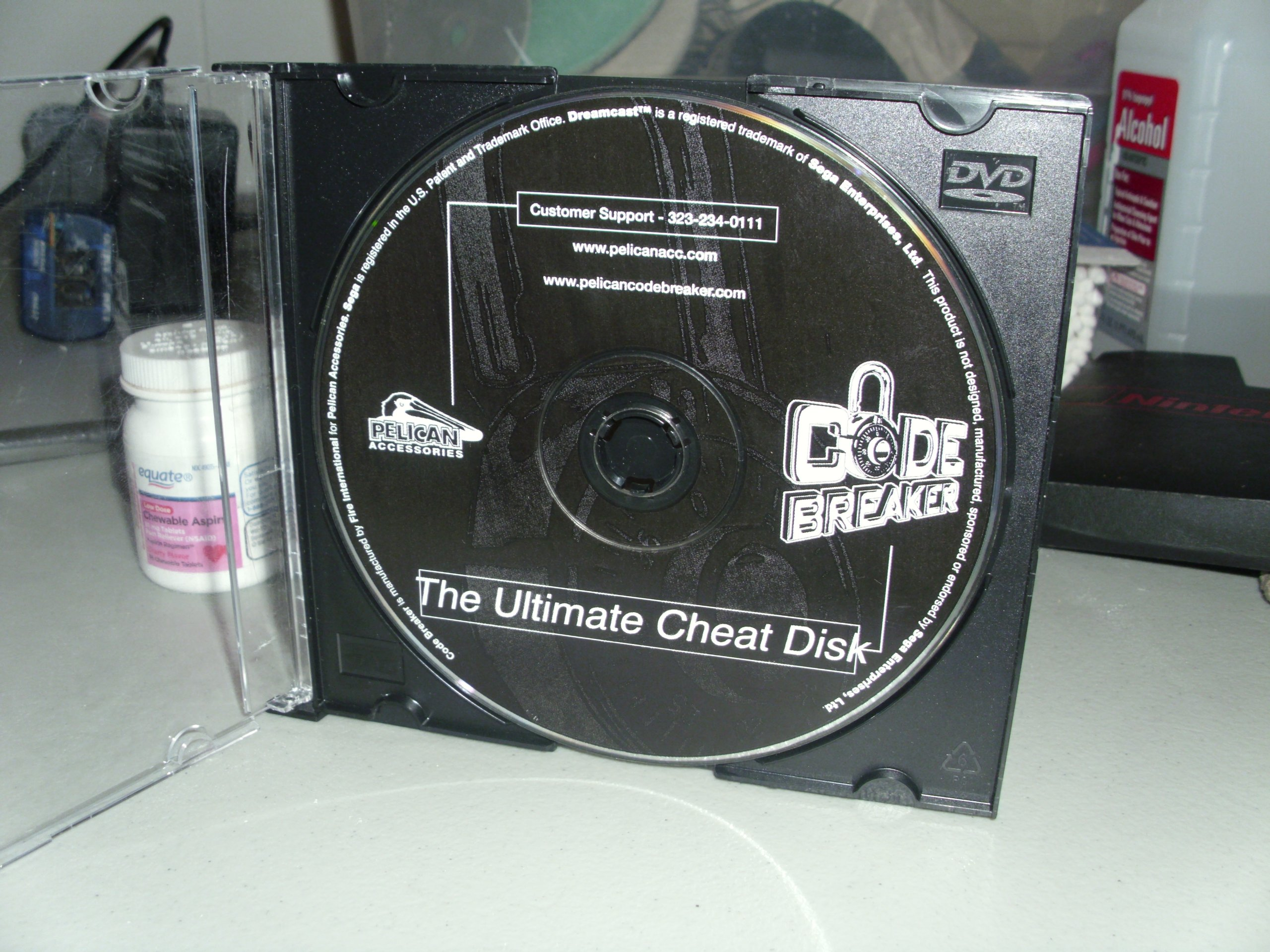 Amazon com: Dreamcast Codebreaker: Video Games