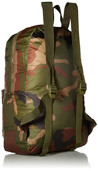 Amazon.com | Herschel Supply Co. Packable Daypack, Woodland Camo, One Size | Casual Daypacks