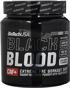 Biotech USA IAF00093058 - Sangre Negra CAF + 330g Blaue Traube
