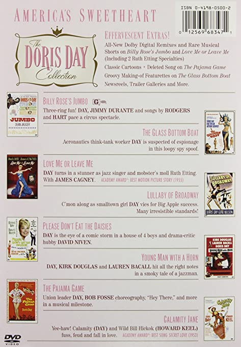 Love Me or Leave Me [Reino Unido] [DVD]: Amazon.es: Doris Day ...