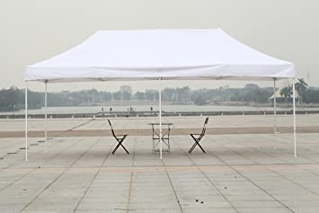 American Phoenix 10x10 10x15 10x20 [White Frame] Portable Event Canopy Tent Canopy Tent & Amazon.com : American Phoenix 10x10 10x15 10x20 [White Frame ...