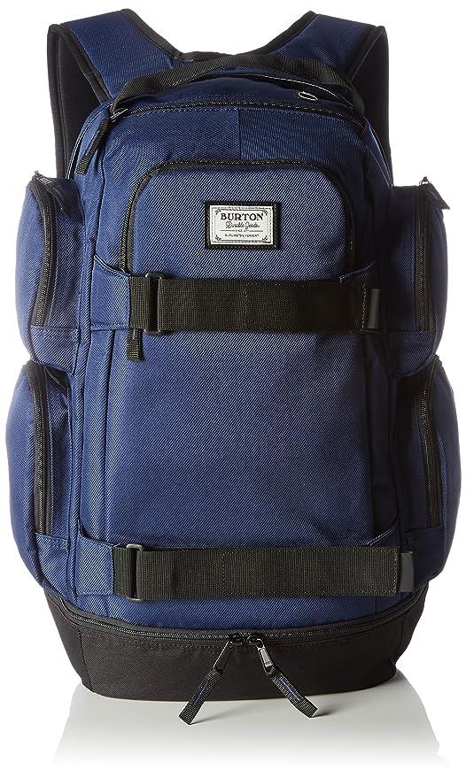 Burton Distortion Pack - Mochila Azul Medieval Blue Twill Talla:29 x 20.5 x 47 cm, 29 Liter: Amazon.es: Deportes y aire libre