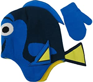 dd26480de303f Amazon.com  Finding Dory Side and Dorsal Fins Dory Kids Elastic Fit ...