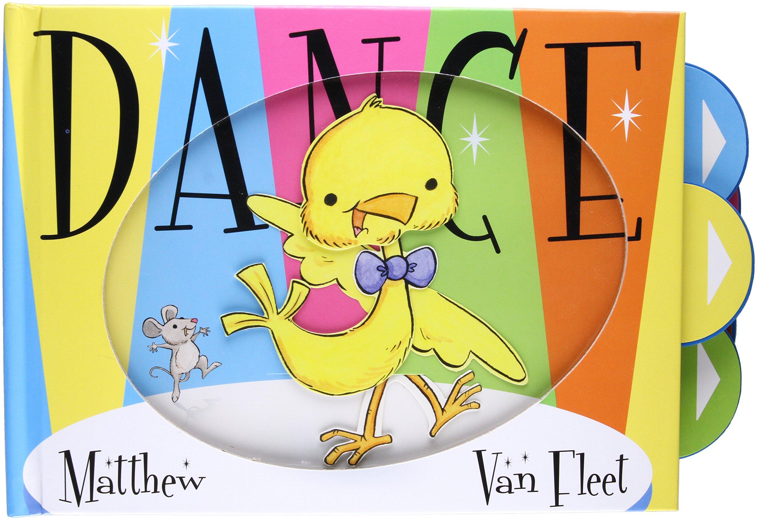 Dance by Simon Schuster Paula Wiseman Books (Image #1)