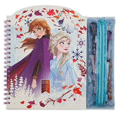 Disney Frozen 2 Dry Erase Art Kit: Kitchen & Dining