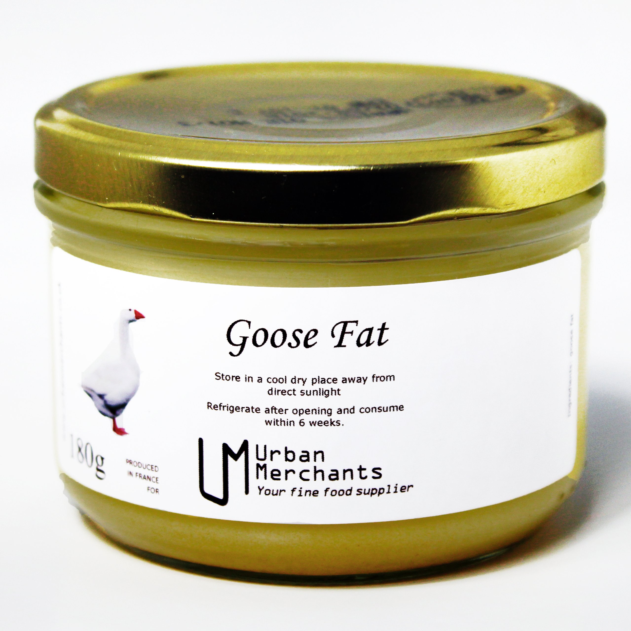 Pure Goose Fat 180g