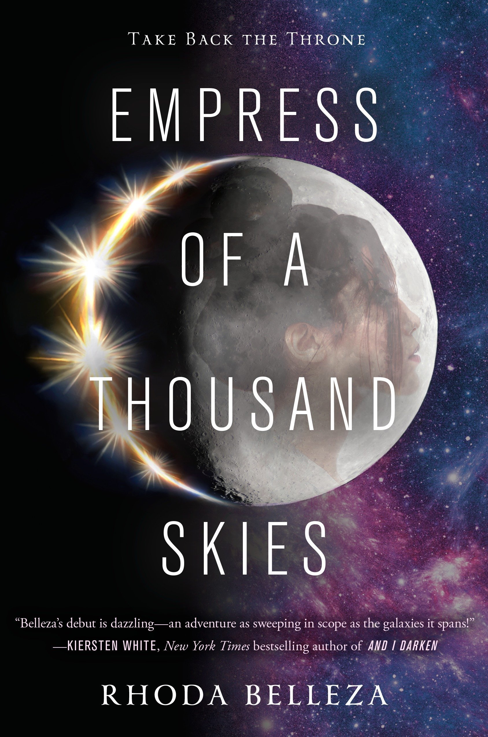 Image result for empress of a thousand skies by rhoda belleza