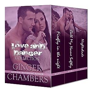 The Love & Danger Collection Boxed Set (Books 1-3): Contemporary Romantic Suspense