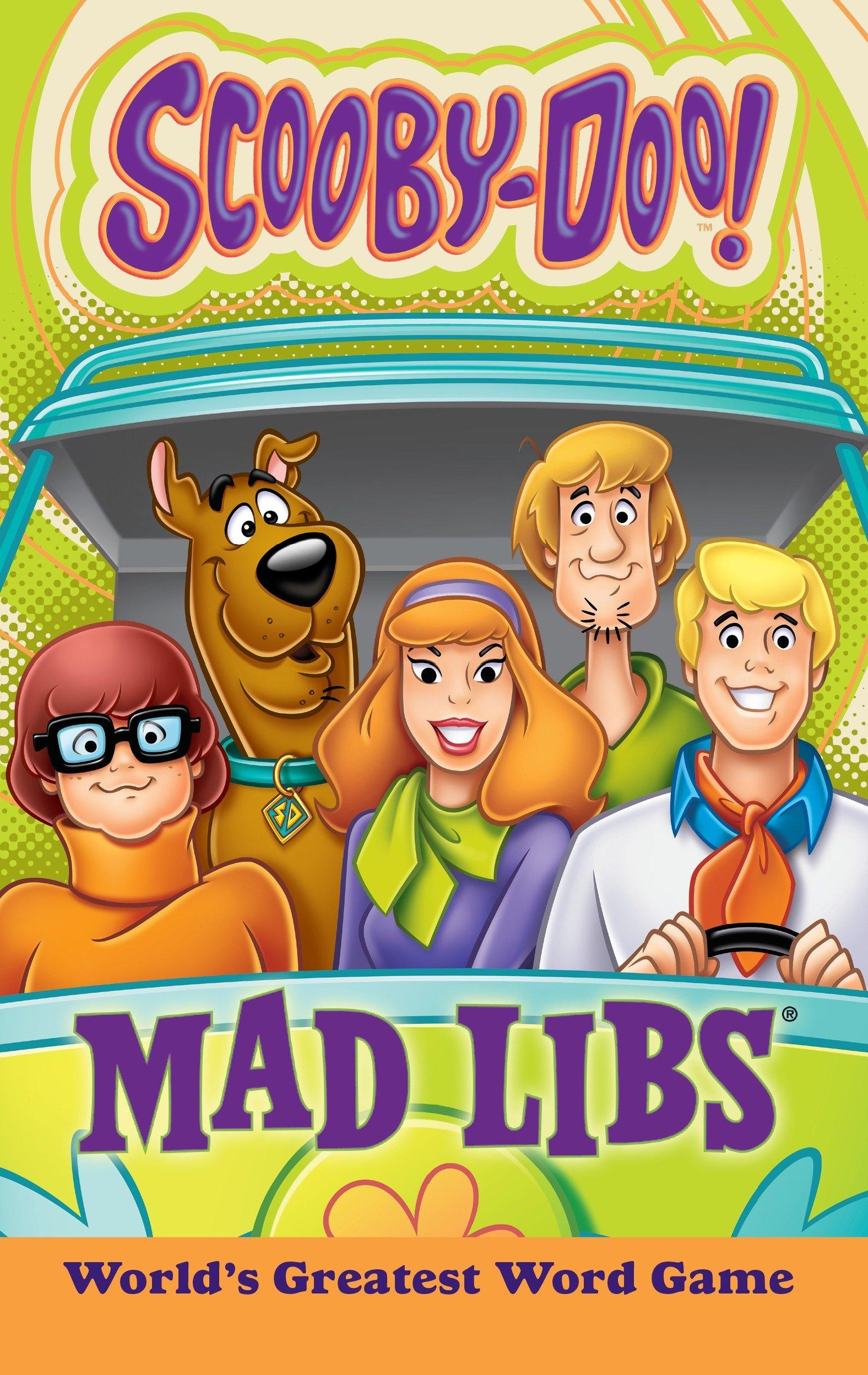 Download Scooby-Doo Mad Libs PDF