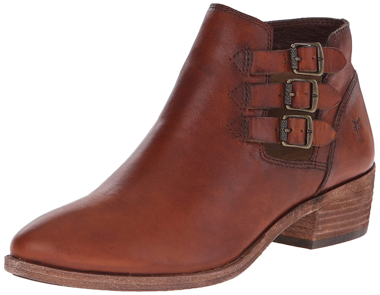 FRYE Women's Ray Belted Wshovn Boot B00R5553IM 10 B(M) US Cognac